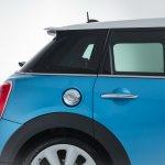 2015 Mini Five-Door press shot rear doors