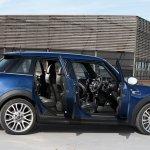 2015 Mini Five-Door press shot side doors open