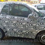 2015 Smart ForTwo spied