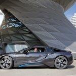 BMW i8 deliveries started