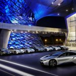 BMW i8 first deliveries - first 8 units