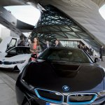 BMW i8 first deliveries