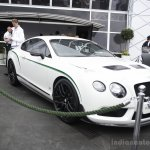 Bentley Continental GT3-R at Goodwood Festival of Speed 2014 front three quarters