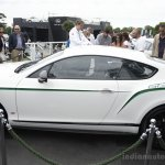 Bentley Continental GT3-R side at Goodwood Festival of Speed 2014