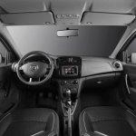 Dacia Logan 10th anniversary edtion dashboard