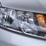 Dacia Logan 10th anniversary edtion headlamp