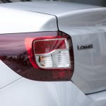 Dacia Logan 10th anniversary edtion taillamp