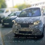 Front of 2015 Smart ForTwo spied