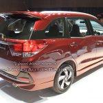 Honda Mobilio RS rear three quarter Indonesia launch