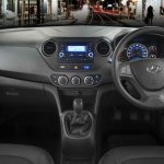 Hyundai Grand i10 South Africa press shot interior