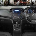 Hyundai Grand i10 South Africa press shot interior