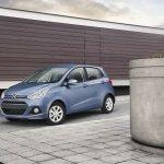 Hyundai Grand i10 South Africa press shot profile