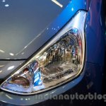 Hyundai Grand i10 headlamp at the 2014 Indonesia International Motor Show