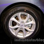 Hyundai Grand i10 wheel at the 2014 Indonesia International Motor Show