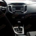 Hyundai ix25 4WD spied interior