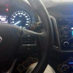 Hyundai ix25 4WD spied steering