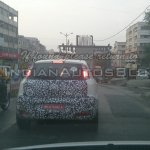 IAB spied 2014 Fiat Punto facelift taillights