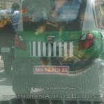 IAB spied Bajaj RE60 rear image
