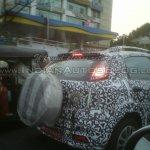 IAB spied Fiat Avventura rear