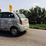 IAB spied Tata Bolt rear