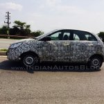 IAB spied Tata Bolt side