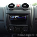 Isuzu D-Max Flat Deck Review center console