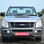 Isuzu D-Max Flat Deck Review front