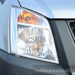 Isuzu D-Max Flat Deck Review headlamp