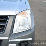 Isuzu D-Max Flat Deck Review headlight