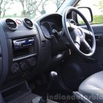 Isuzu D-Max Flat Deck Review interior