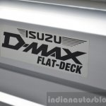 Isuzu D-Max Flat Deck Review logo