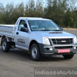 Isuzu D-Max Flat Deck Review moving