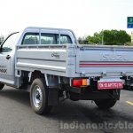 Isuzu D-Max Flat Deck Review rear quarter