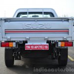 Isuzu D-Max Flat Deck Review rear