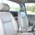 Isuzu D-Max Flat Deck Review seats