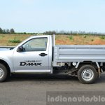 Isuzu D-Max Flat Deck Review side