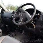 Isuzu D-Max Flat Deck Review steering