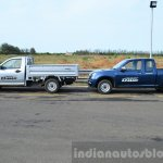 Isuzu D-Max Spacecab Arched Deck Review and Flat Deck