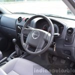Isuzu D-Max Spacecab Arched Deck Review cabin