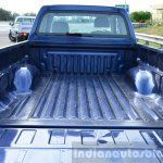 Isuzu D-Max Spacecab Arched Deck Review cargo