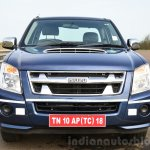 Isuzu D-Max Spacecab Arched Deck Review front
