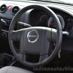 Isuzu D-Max Spacecab Arched Deck Review steering