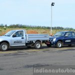 Isuzu D-Max Spacecab Arched Deck Review with Flat Deck