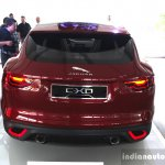 Jaguar C-X17 rear at the 2014 Goodwood Festival of Speed