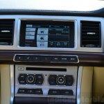 Jaguar XF 2.0L Petrol Review center console
