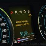 Jaguar XF 2.0L Petrol Review efficiency