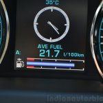 Jaguar XF 2.0L Petrol Review fuel consumption