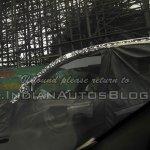 Mahindra S101 spied by IAB