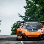 McLaren 650S GT3 2014 Goodwood festival