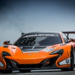 McLaren 650S GT3 2014 Goodwood front